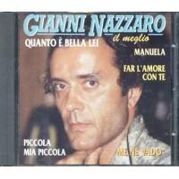 Gianni Nazzaro - Il Meglio Cd