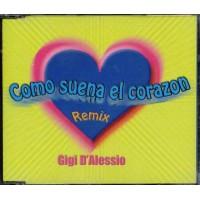 Gigi D' Alessio - Como Suena El Corazon Remix Cd
