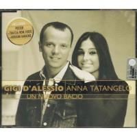 Gigi D' Alessio & Anna Tatangelo - Un Nuovo Bacio + Poster Cd