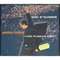 Gigi D' Alessio - Medley Latino/Caro Bambin Gesu' Cd