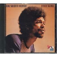 Gil Scott-Heron - Free Will Cd