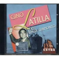 Gino Latilla - Voce Senza Tramonto Cd
