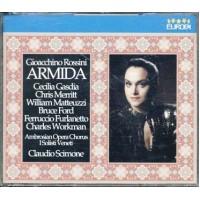 Gioachino Rossini - Armida Box Lyrics 2x Cd