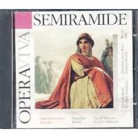 Gioachino Rossini - Semiramide 64 Pp Lyrics + Cd