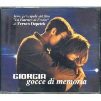 Giorgia - Gocce Di Memoria Cd
