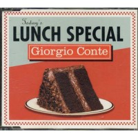 Giorgio Conte - Today'S Lunch Special (Roy Paci) Promo Radio Cd