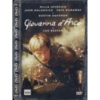 Giovanna D' Arco - Luc Besson/Milla Jovovich Dvd Super Jewel Box