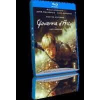 Giovanna D' Arco - Luc Besson/Milla Jovovich Blu Ray