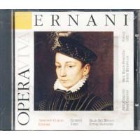 Giuseppe Verdi - Ernani 64 Pp Lyrics Book + Cd