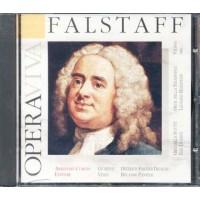 Giuseppe Verdi - Falstaff 64 Pp Lyrics Book + Cd