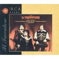 Giuseppe Verdi - Il Trovatore Rca Victor Red Seal Box Lyrics + 2x Cd