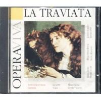 Giuseppe Verdi - La Traviata (Curcio) Cd