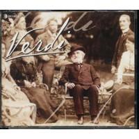 Giuseppe Verdi - Verdi Box Ricordi Sony 3X Cd