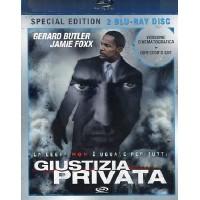 Giustizia Privata - Gerard Butler/Jamie Foxx Doppio Blu Ray
