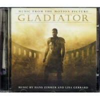 Gladiator/Il Gladiatore Ost - Hans Zimmer & Lisa Gerrard Cd