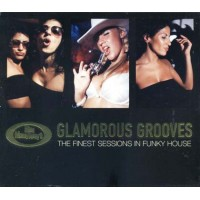 Glamorous Grooves - Moby/Fatboy Slim 2x Cd
