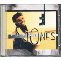 Glenn Jones - Here I Am Cd