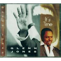 Glenn Jones - It'S Time Cd
