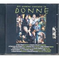Gli Uomini Cantano Le Donne - Zero/Vasco/Baglioni Cd