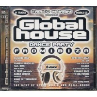 Global House Dance Party From Ibiza - Jakatta/Silicone Soul 2x Cd