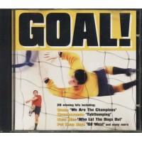 Goal - Queen/Baha Men/Pet Shop Boys/Bowie/Deep Purple Cd