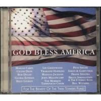 God Bless America - Springsteen/Bylan/Sinatra/Carey/Celine Dion Cd