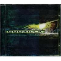 Godzilla Ost - Wallflowers/Jamiroquai/Puff Daddy/Led Zeppelin Cd Cd