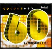 Golden 60 - Donovan/The Byrds/Van Morrison 3X Cd