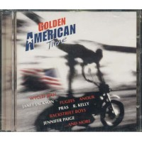 Golden American Time - Anouk/Fugees/Backstreet Boys Cd