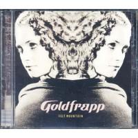 Goldfrapp - Felt Mountain Cd