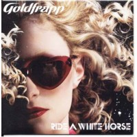 Goldfrapp - Ride With A Horse Cardsleeve 1 Track Promo Cd