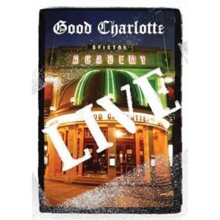 Good Charlotte - Live At Brixton Academy Dvd