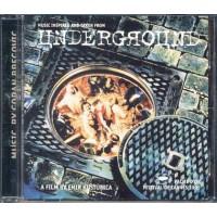 Goran Bregovic - Underground Ost Cd