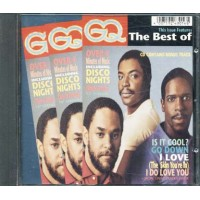 Gq - The Best Of Cd