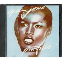 Grace Jones - Portfolio Cd