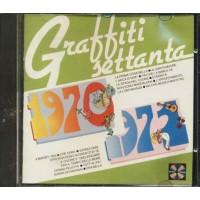 Graffiti Settanta Collection Old Press Rca 5X Cd