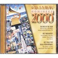 Grammy Nominees 2000 - Santana/Kid Rock/Aguilera/Bocelli/Sting Cd
