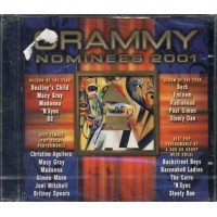 Grammy Nominees 2001 - Badu/Eminem/Beastie Boys Cd