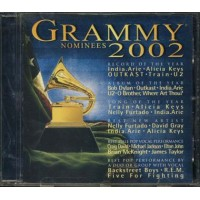 Grammy Nominees 2002 - U2/India.Arie/Alicia Keys/Train/Train Cd