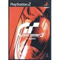Gran Turismo 3 + Guide Japan Ntsc Ps2