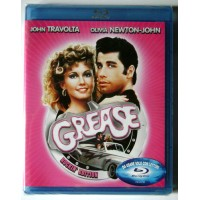 Grease - John Travolta/Olivia Newton-John Blu Ray
