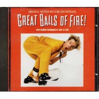 Great Balls Of Fire Ost - Jerry Lee Lewis Cd