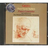 Edvard Grieg - Peer Gynt Suites Cd