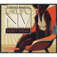 Grupo Nv - Don'T Speak (Bachata) Cd