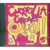 Guerrilla Grooves Vol. 1 Cd