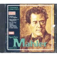 Gustav Mahler - I Grandi Concerti Cd