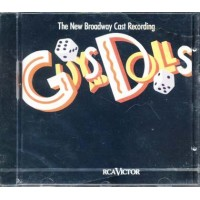 Guys And Dolls - The New Broadway Cast Recording Cd