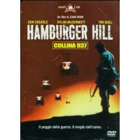Hamburger Hill Collina 937 - Don Cheadle Tin Box Dvd
