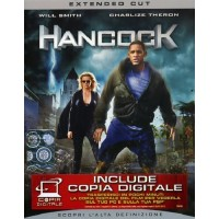 Hancock Extended Cut - Will Smith/Charlize Theron Blu Ray & E-Copy