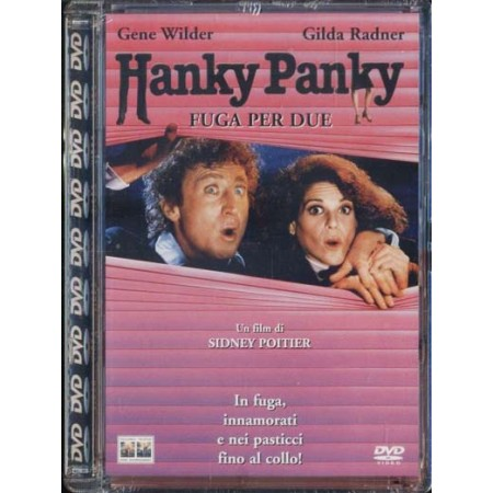 Hanky Panky Fuga Per Due - Gene Wilder Super Jewel Box Dvd